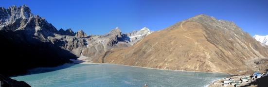 Gokyo Ri: challenging & rewarding (Nepal, Himalayan region, Dec 2012)