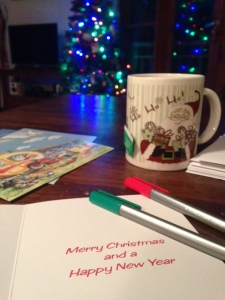 Christmaswriting